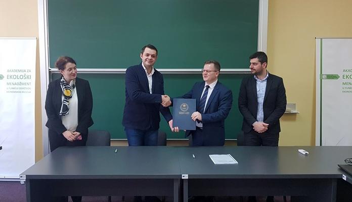 """U Zenici ozvaničen početak rada """"Akademije za ekološki menadžment"""""""