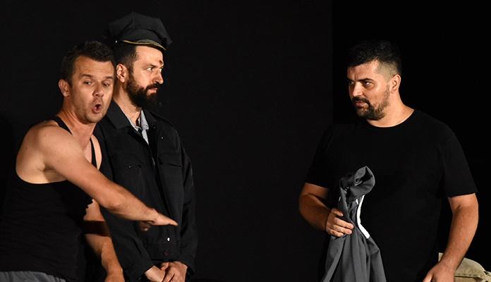Predstava Studio Teatra iz Zenice na turneji u Hrvatskoj