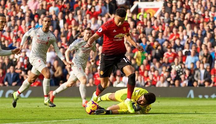 Manchester United i Liverpool odigrali bez golova