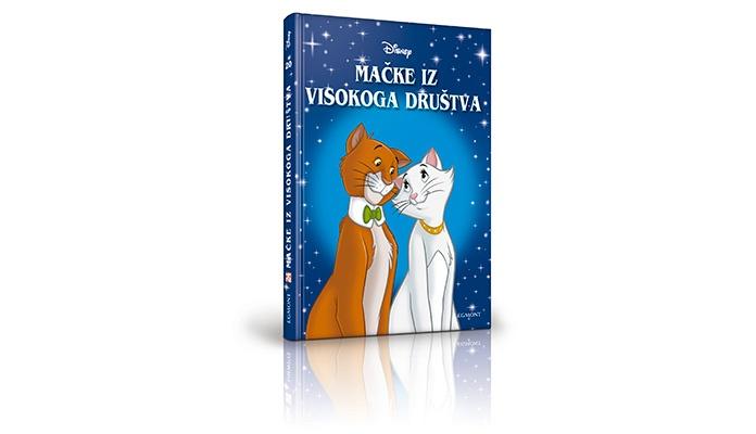 """Disneyjevi klasici – """"Mačke iz visokog društva"""" na kioscima od 21. februara"""
