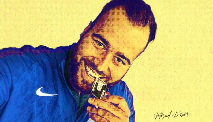Mesud Pezer državni prvak i u bacanju diska