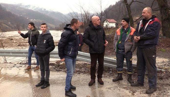 Grad Zenica izgubio spor protiv ZDK oko sanacije puta Nemila - Bistričak