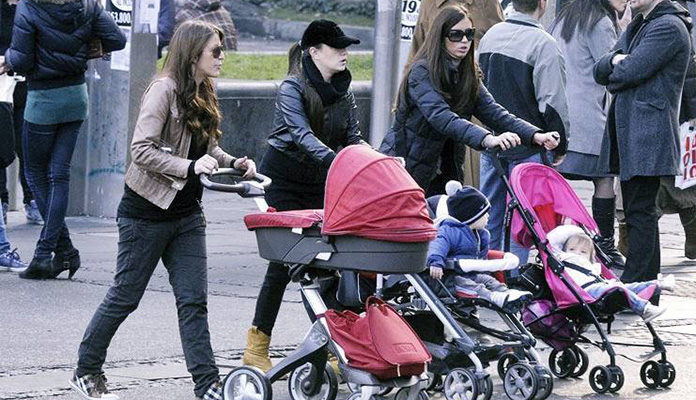 Veliki pad nataliteta u Evropi