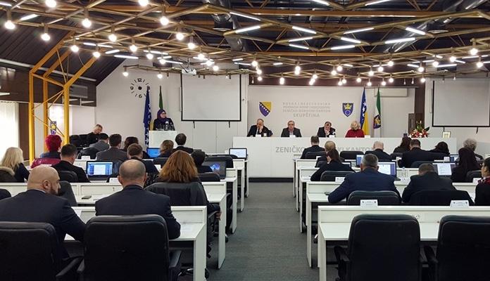 Održana 8. sjednica Skupštine Zeničko-dobojskog kantona