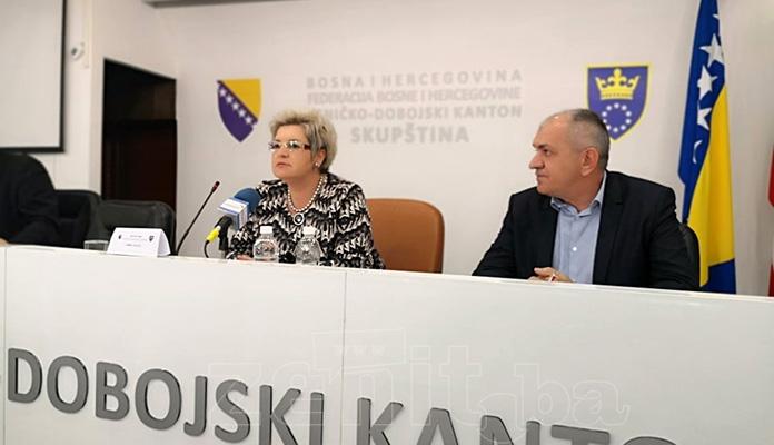Amira Hadžić nova je predsjedavajuća Skupštine ZDK