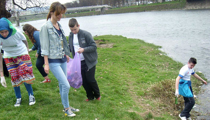 Mreža Vijeća učenika ZDK organizuje proljetnu akciju čišćenja Zenice