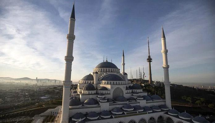 Otvorena najveća džamija u modernoj Turskoj
