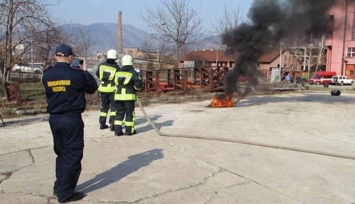 Obilježen Dan Dobrovoljnog vatrogasnog društva Zenica (FOTO)