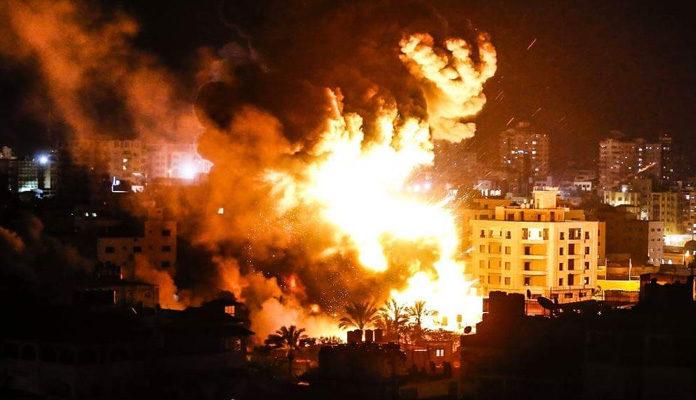 Izraelski zračni udari u Siriji i Gazi