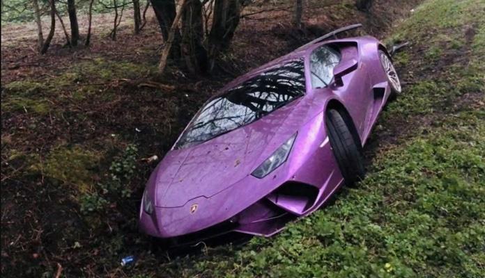 U Londonu pronađen napušteni Lamborghini vrijedan više od 600 hiljada KM