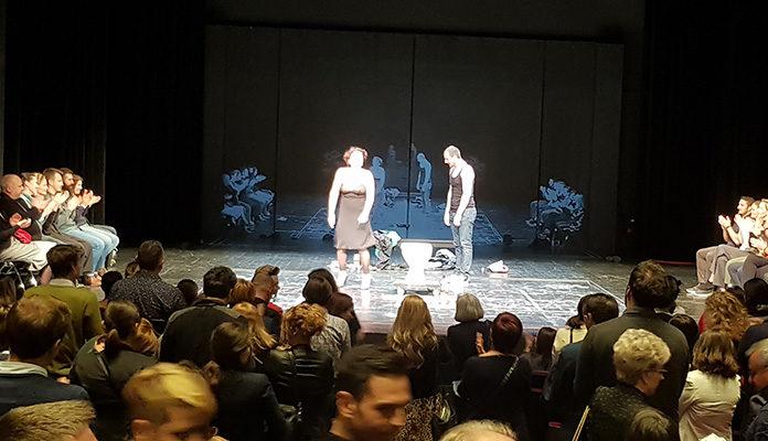 Predstava zeničkog BNP-a na gostovanju u Roterdamu