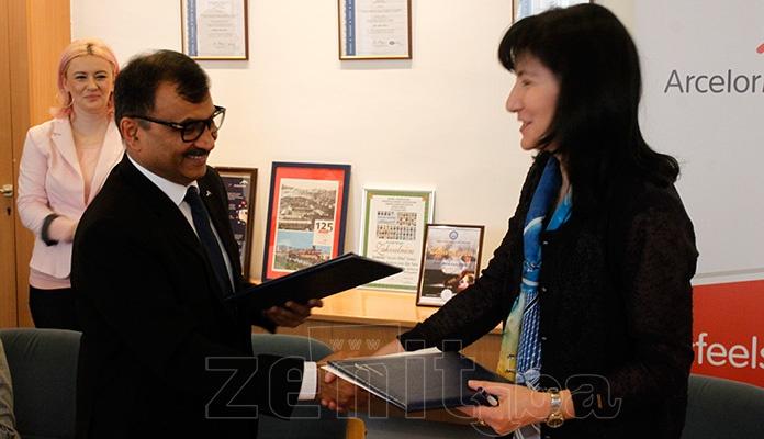 ArcelorMittal i Fakultet elektrotehnike u Tuzli potpisali sporazum o saradnji (VIDEO+FOTO)