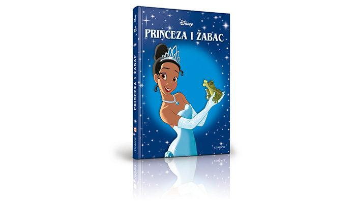 """Disneyjevi klasici – """"Princeza i žabac"""" na kioscima od 14. marta"""