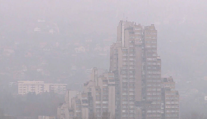 Izrazito zagađen zrak u bh. gradovima, Zenica jutros najzagađenija