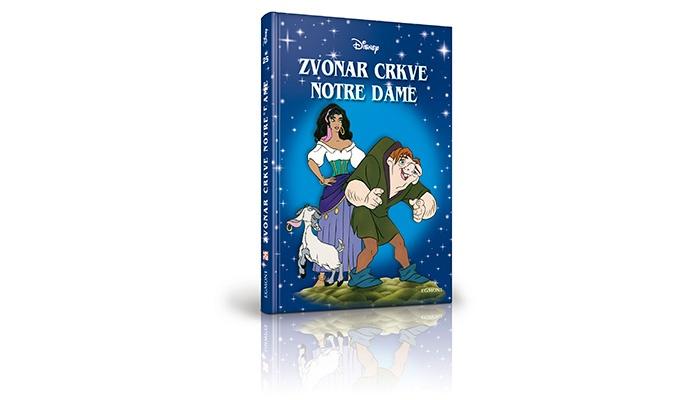 """Disneyjevi klasici – """"Zvonar crkve Notre Dame"""" na kioscima od 28. marta"""
