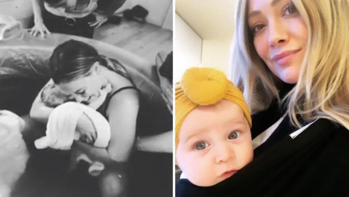 Američka glumica Hilary Duff objavila snimak poroda  (VIDEO)