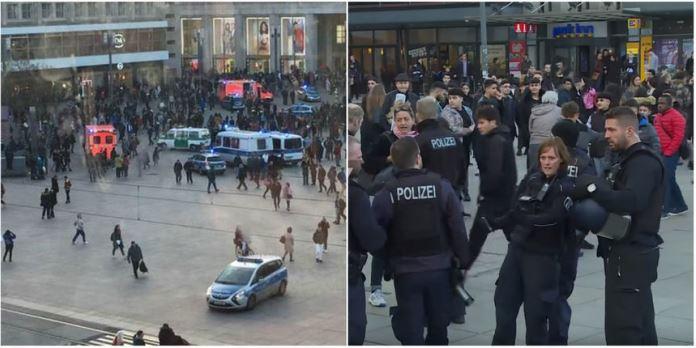 100 policajaca učestvovalo u sprječavanju tuče YouTubera (VIDEO)