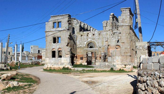 Crkva iz petog stoljeća u Siriji bila je inspiracija za gradnju Notre Damea