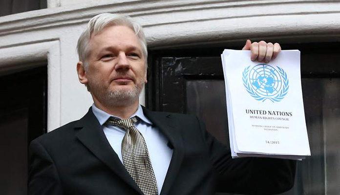 Postupak protiv Juliana Assangea odgođen zbog koronavirusa