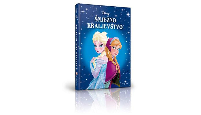 """Disneyjevi klasici – """"Snježno kraljevstvo"""" na kioscima od 4. aprila"""