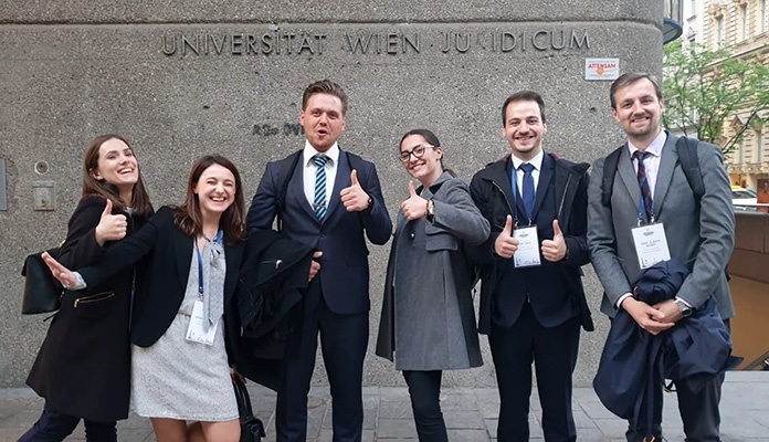 Historijski uspjeh studenata Pravnog fakulteta Univerziteta u Zenici
