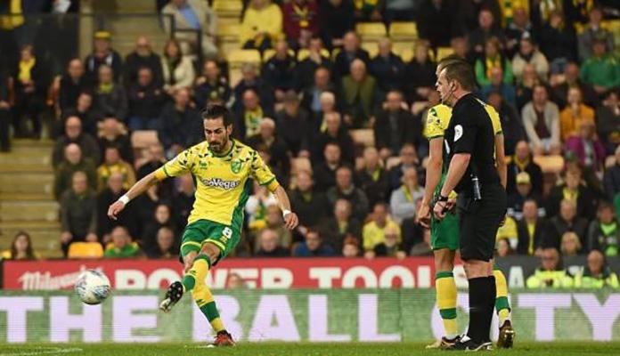 Eurogol Vrančića u 97. minuti za veliki bod Norwicha (VIDEO)