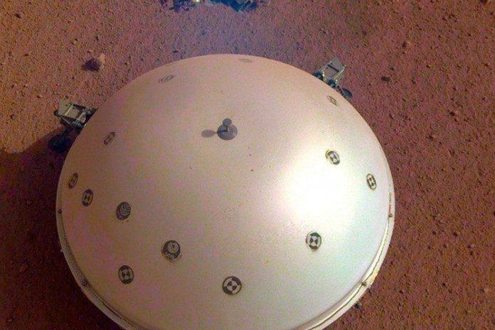 """Robotska letjelica NASA po prvi put zabilježila """"marsotres"""""""