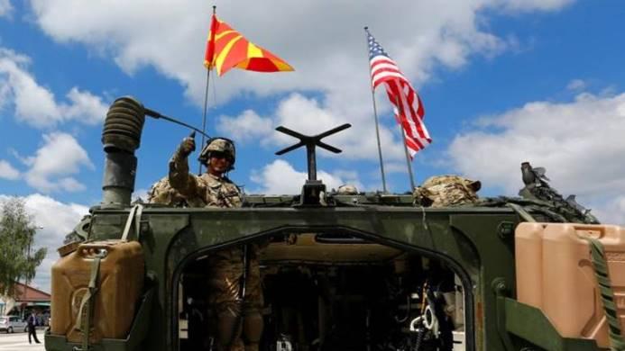 Dvije hiljade američkih vojnika na vježbi u Sjevernoj Makedoniji