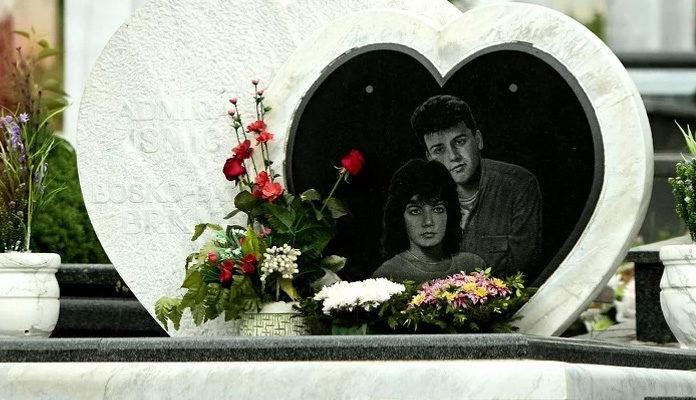 Prije 26 godina ubijeni sarajevski Romeo i Julija
