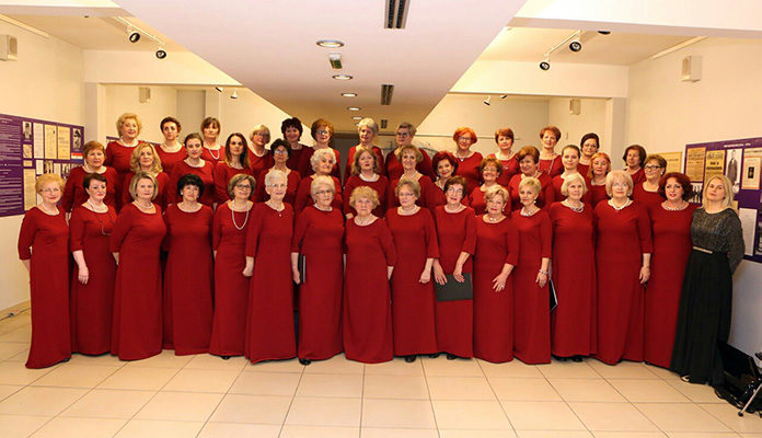 Koncert Gradskog hora Kasiopeja u BNP-u Zenica
