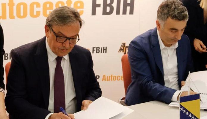 Potpisan ugovor za izgradnju autoceste sjeverno od Zenice