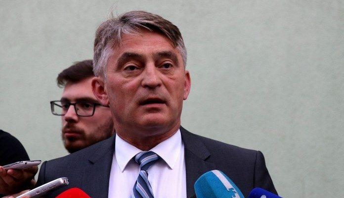Željko Komšić otputovao u Austriju