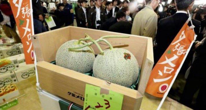 U Japanu par dinja donio vlasniku nevjerovatnih 40. 000 eura