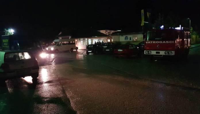 Naređena evakuacija naselja Matuzići uz rijeku Usoru zbog poplava