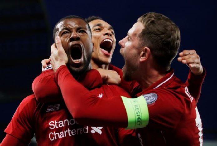 Liverpool proglašen najboljom ekipom na svijetu u 2019. godini
