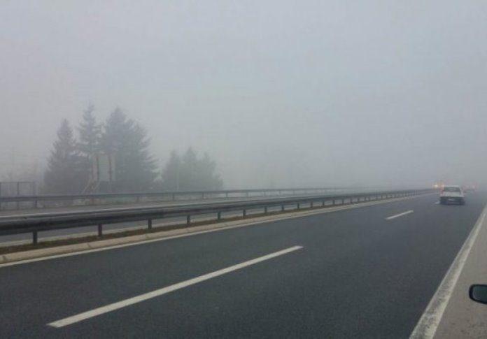 Magla i niska oblačnost smanjuju vidljivost na putevima u BiH