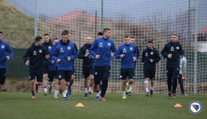 Zmajevi će do Lihtenštajna odraditi tri treninga