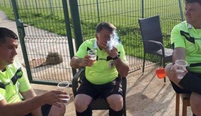 Suci u 3. ŽNL poluvrijeme proveli uz cigarete i pivo