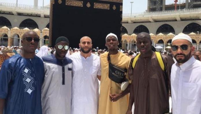 Zvijezda Manchester Uniteda Paul Pogba u ramazanu obavio umru (VIDEO)