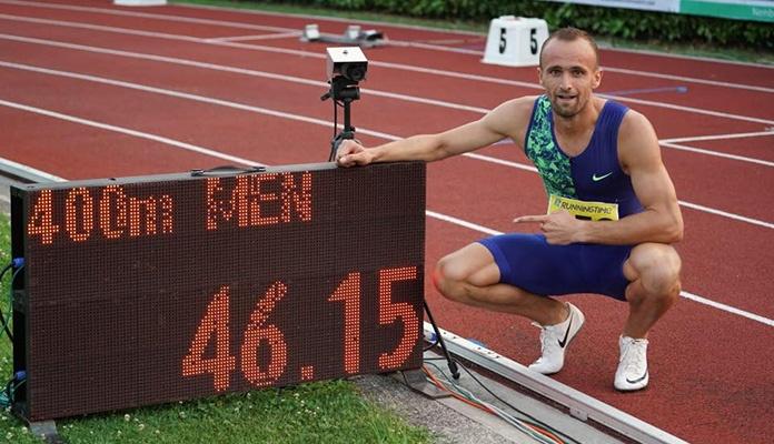 Amel Tuka postigao novi rekord BiH na 400m (VIDEO)