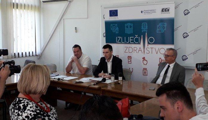 Kantonalna bolnica Zenica prva zdravstvena ustanova koja se priključila projektu 'Izliječimo zdravstvo'