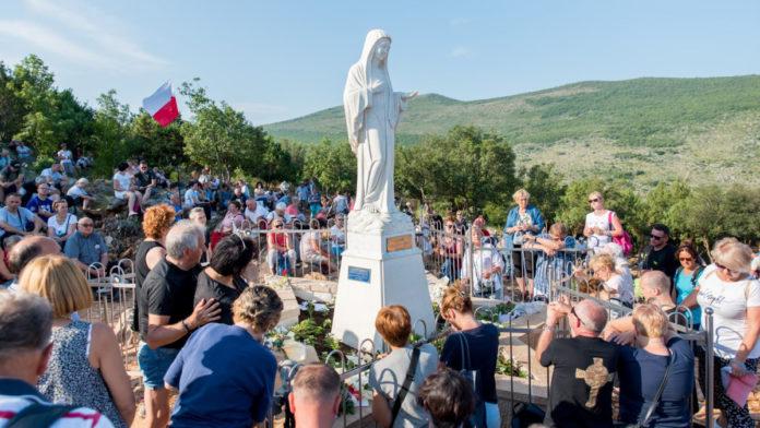 Katolici proslavljaju blagdan Velike Gospe