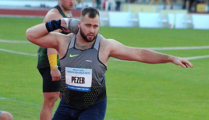 Mesud Pezer oborio državni rekord