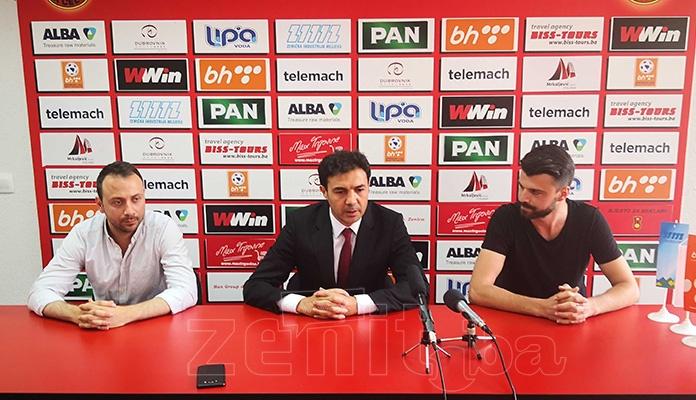 Predstavljen novi trener NK Čelika (VIDEO)