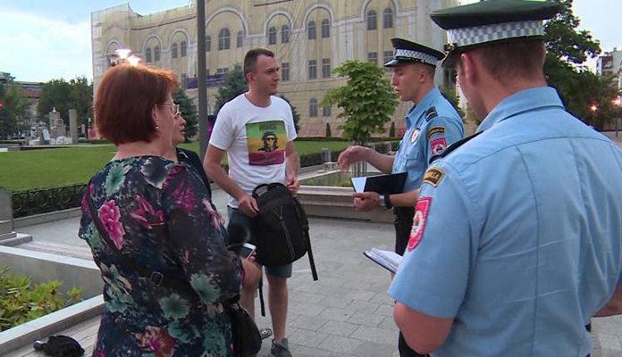 Krivična prijava protiv policijskih službenika zbog represije prema članovima grupe Pravda za Davida