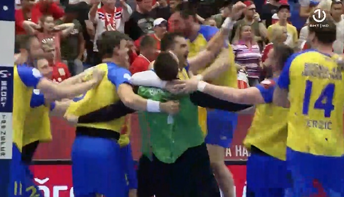Historijski uspjeh: Rukometaši BiH se plasirali na Evropsko prvenstvo (VIDEO)