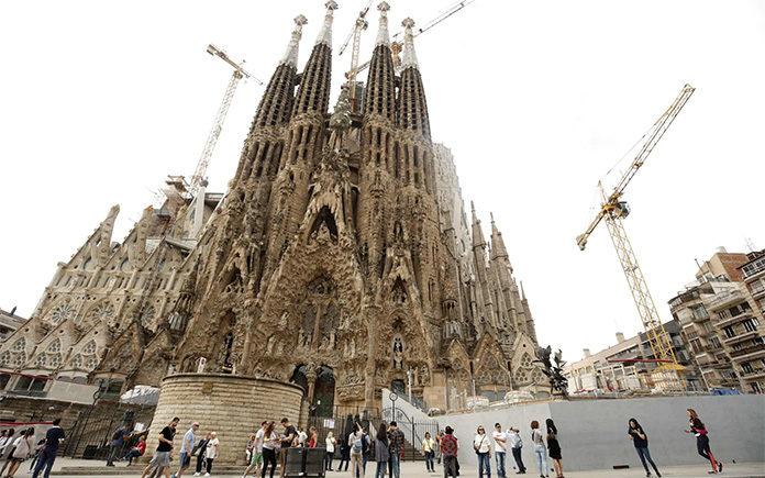Sagrada Familia dobila građevinsku dozvolu poslije 137 godina
