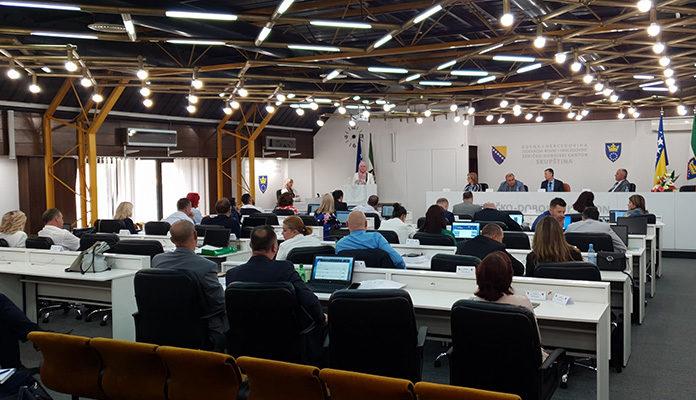 Odbijena inicijativa za izmjenu Zakona o prostornom uređenju i građenju na području ZDK