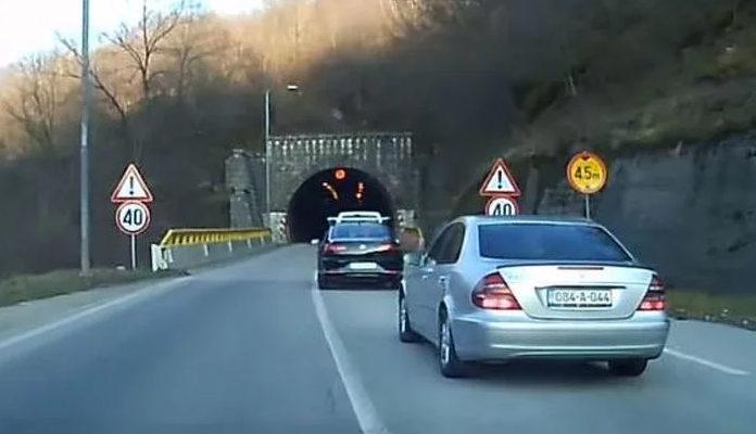 Tokom ljetnih mjeseci planiran dvosmjerni saobraćaj kroz tunel Crnaja
