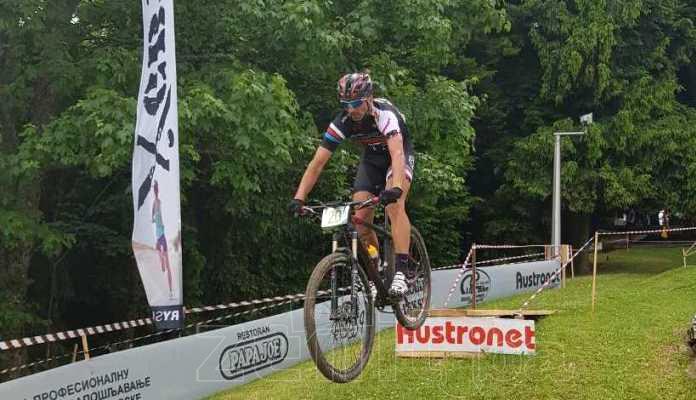 Biciklista Vedad Karić oborio državni rekord u vožnji na hronometar